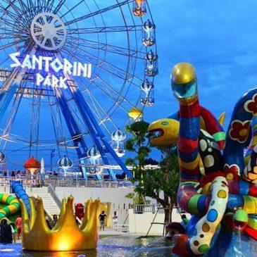 สวนสนุก ยอดฮิตในเมืองไทย 5 แห่งแนะนำ