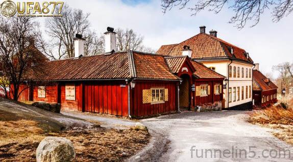 เที่ยวสวีเดน